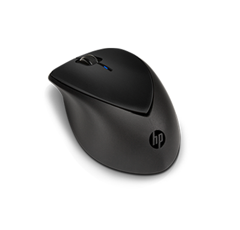 HP Comfort Grip mouse