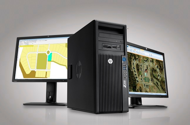 HP Z220 Workstation image 1