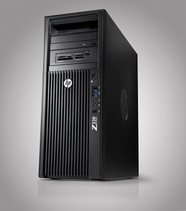 HP Z220 Workstation image 2