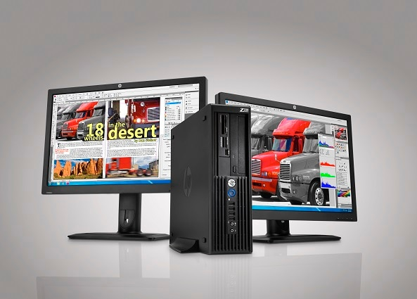 HP Z220 Workstation image 3