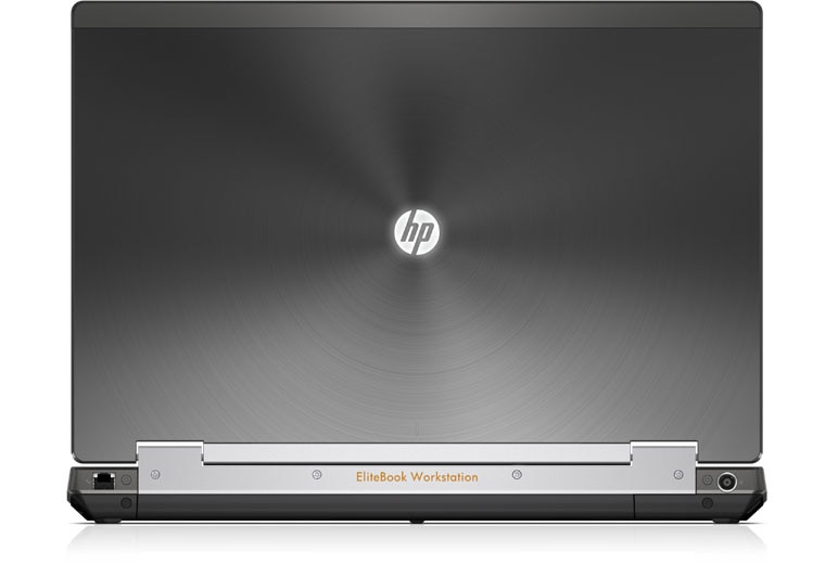 HP 8570w Mobile workstation image 2