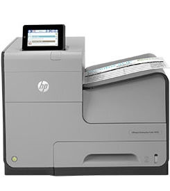 Impresora HP Officejet Enterprise x555dn