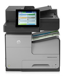 HP Officejet Enterprise x585f MFP