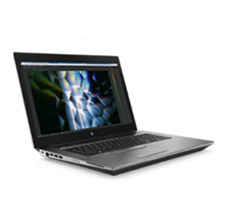 HP Zbook 17 right view