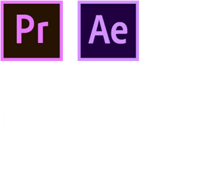Adobe Premiere and After Effects