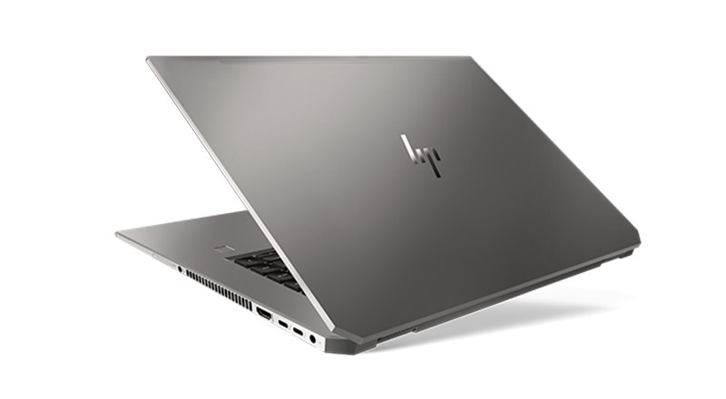 HP ZBook Studio rear view