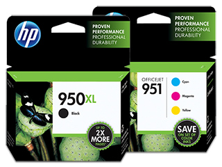 HP 950XL/951 High Yield Black and Standard Color Ink Cartridge Bundle - Img_Center_320_240