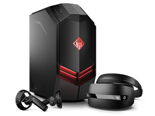 OMEN by HP - 880Rz Desktop + Mixed Reality Headset Bundle - Img_Center_320_240