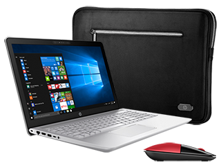 "HP Pavilion 15"" Touch Laptop, Sleeve + Mouse Bundle - Img_Center_320_240"