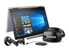 "HP Spectre x360 Convertible 13"" Laptop, Mixed Reality Headset + Multi-port Hub Bundle"