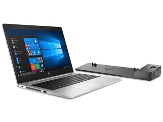 HP EliteBook 745 G6 Notebook + Ultra Slim Docking Station Bundle - Img_Center_320_240