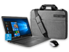 """HP 17"""" Touch Laptop, Topload Case + Wireless Mouse Bundle"""