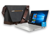 "HP Pavilion 15"" Laptop + Moshi Aerio Messenger Bag Bundle"