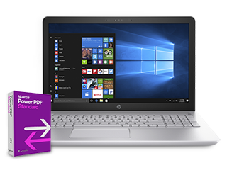 HP Pavilion - 15z Touch Laptop + Power PDF Bundle - Img_Center_320_240