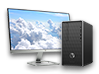 "HP Pavilion Desktop - 590t + 23"" Display Bundle"