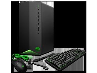 HP Pavilion Gaming Desktop, Keyboard + Mouse Bundle - Img_Center_320_240