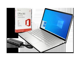 "HP Spectre x360 13"" Laptop, Microsoft Office 365 Personal (download) + Travel Dock Bundle - Img_Center_320_240"
