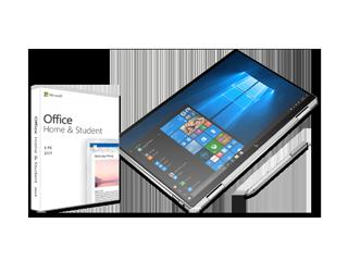 "HP Spectre x360 13"" PC + Microsoft Office 2019 Home & Student Bundle - Img_Center_320_240"