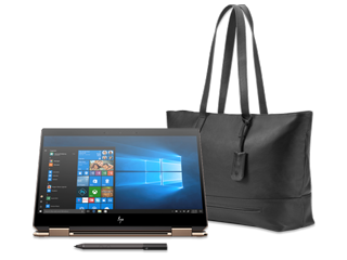 "HP Spectre x360 13"" + Spectre Tech Tote Bundle - Img_Center_320_240"