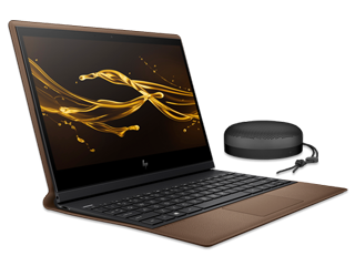 "HP Spectre Folio - 13"" PC + Beoplay A1 Speaker Bundle"