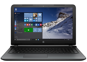 HP Pavilion 17z Notebook