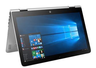 HP Spectre x360 - 15t Touch