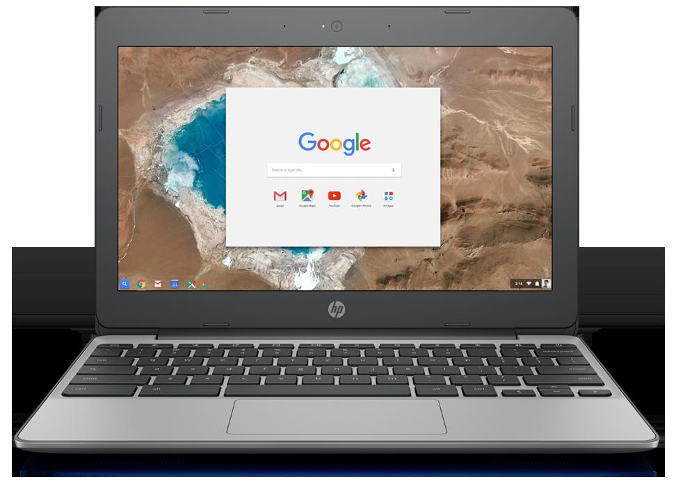 HP® Chromebooks