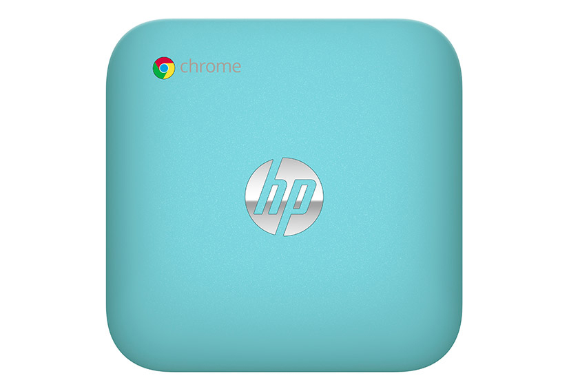 Chromebox top