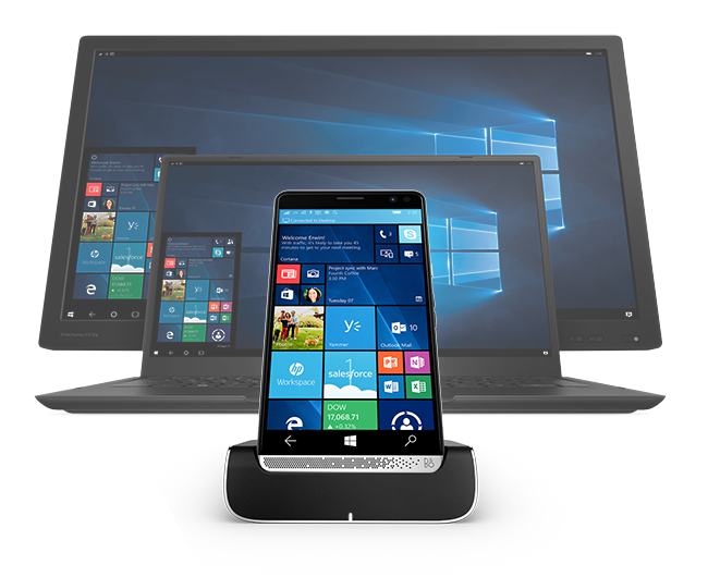 Hp Elite X3 Phablet 3 In 1 Laptop Tablet Phone Hp