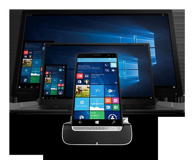 Hp Elite X3 Phablet 3 In 1 Laptop Tablet Phone Hp