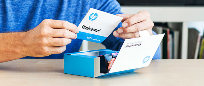 HP® Instant Ink Replacement Cartridges