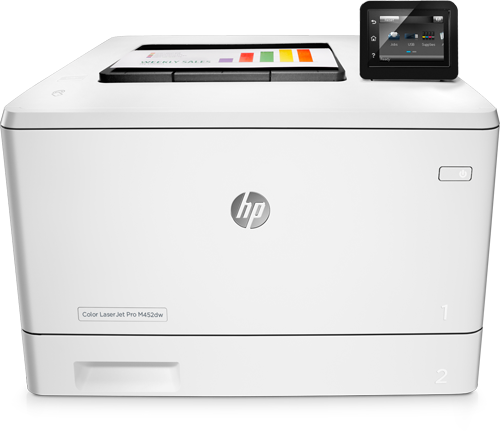HP COLOR LASERJET PRO M452NW DRIVERS
