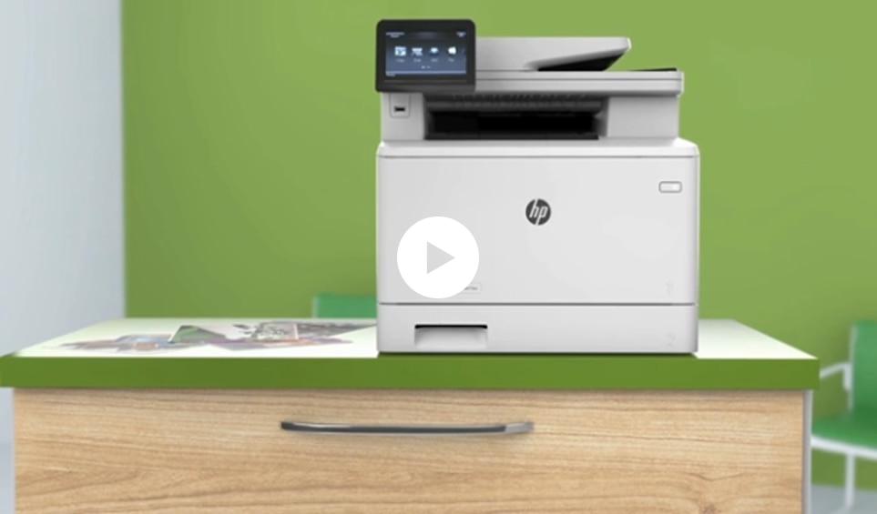 HP® Color Laser Pro MFP Printer