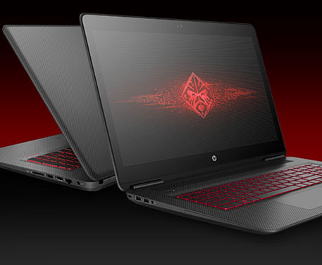 Gaming Laptops By Hp