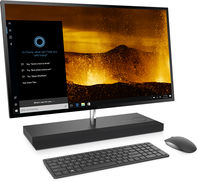 Hp Envy 27 All In One Hp 174 Official Store