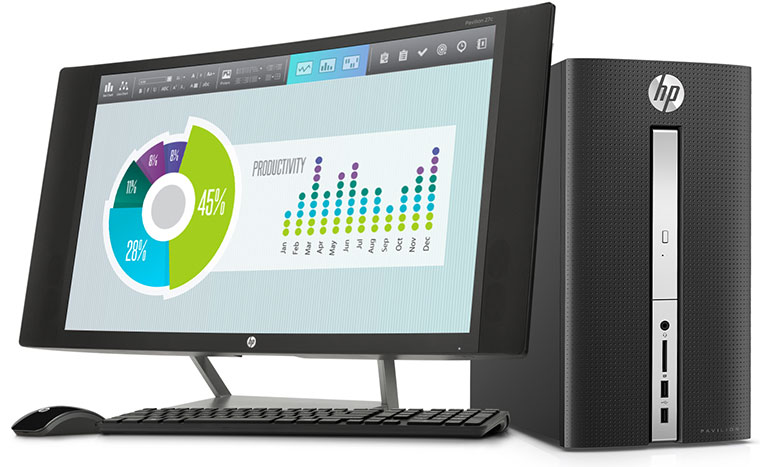 hp pavilion desktop hp® official store quality everyone can count on