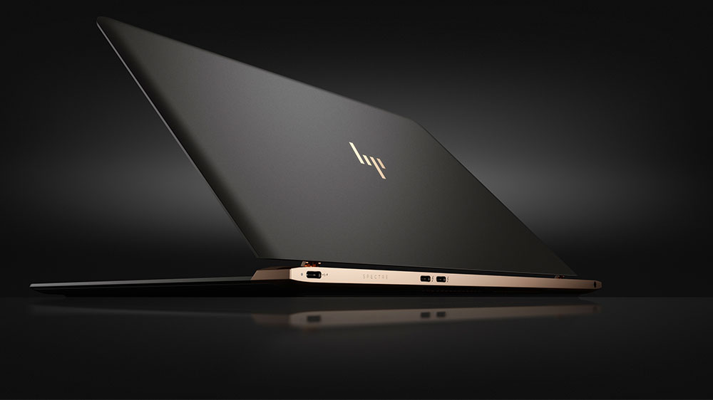 HP Spectre 13 2017 Core i7-7500U, 8G, 512G SSD, 13.3 FHD, Window10 - 2
