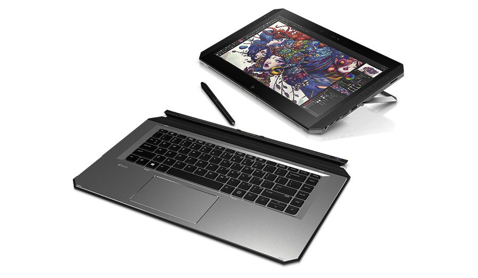 HP® ZBook x2 Detachable Workstation