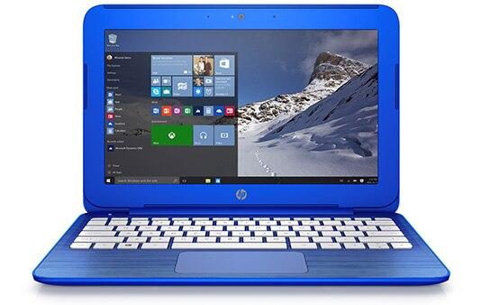 laptop HP giá vừa phải, cấu hình phong phú