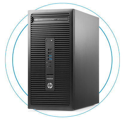 hp elitedesk 705 microtower hp official store. Black Bedroom Furniture Sets. Home Design Ideas