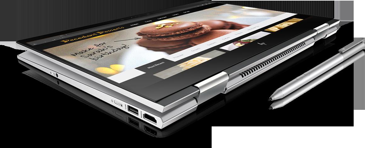 HP ENVY 15-U010DX X360 (Intel Core i5-4210U) Thế hệ 4 - Cảm ứng