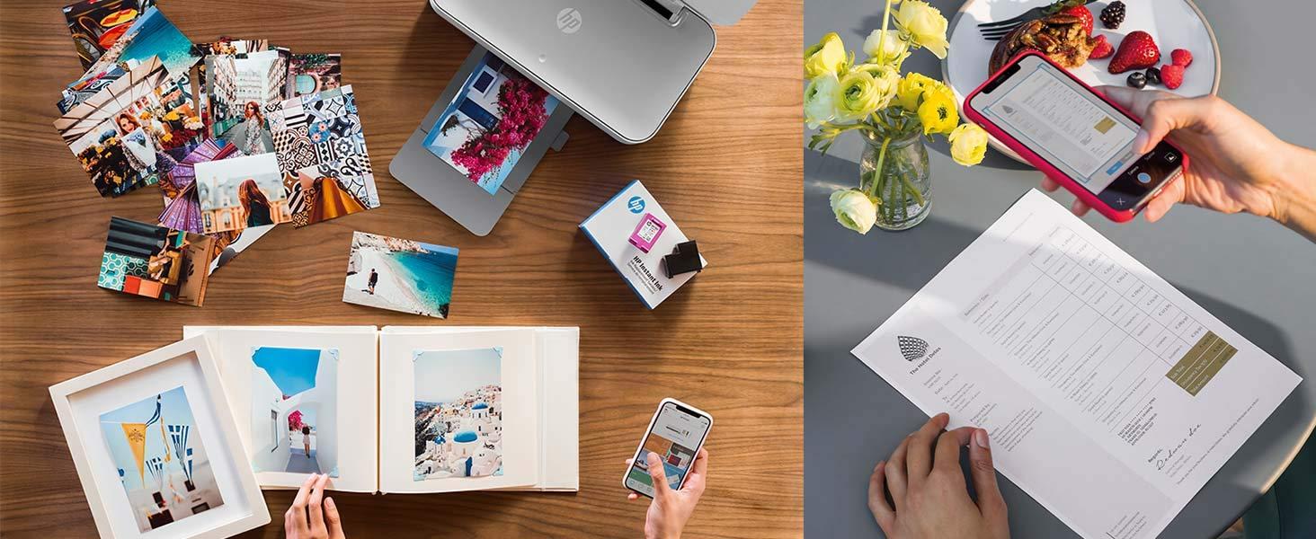 HP® Tango Smart Printer (2RY54A#B1H)