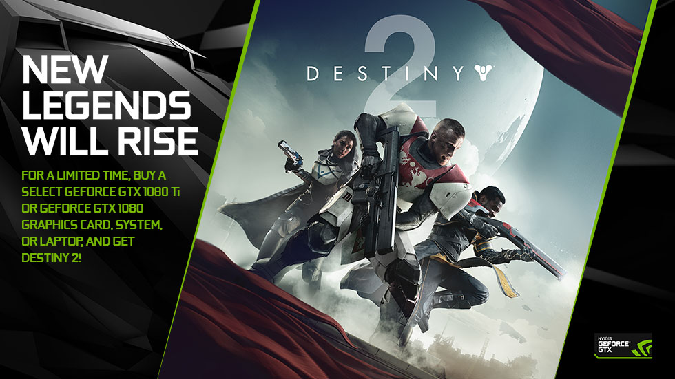 Buy HP laptops with GeForce GTX 1080, Get Destiny 2 | HP