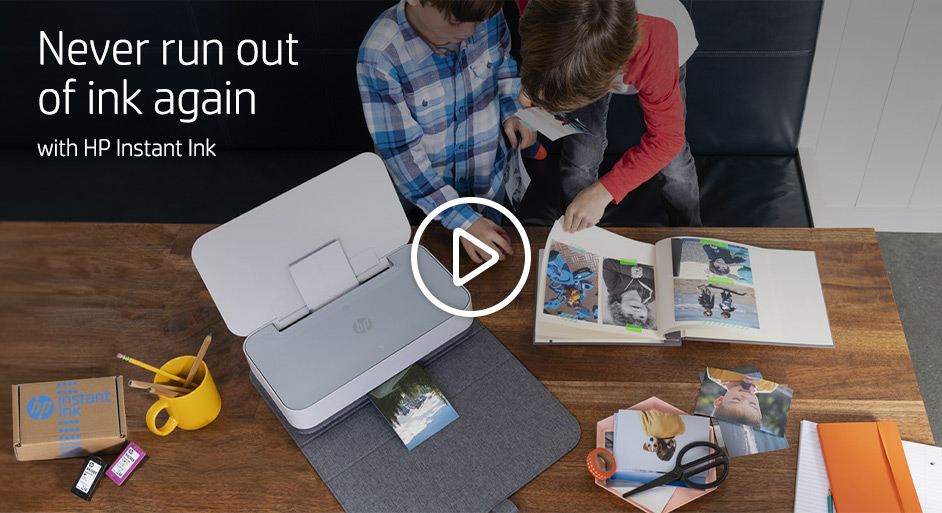 HP® Instant Ink