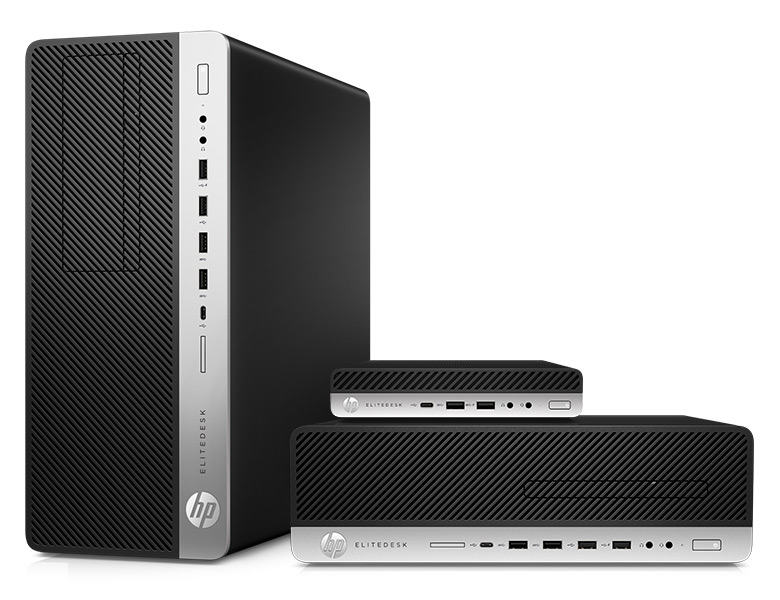 HP® EliteDesk 800 Micro PC