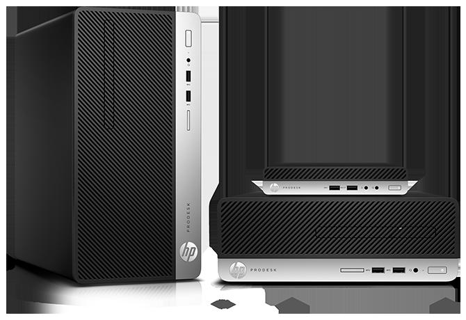 HP ProDesk 400 Microtower Desktop / Business PCs | HP com