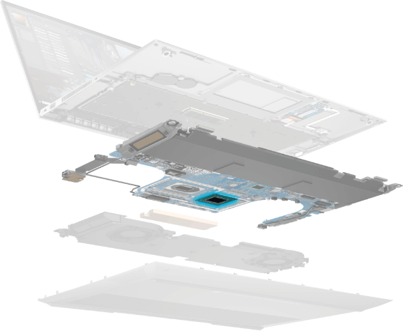 HP Elite Dragonfly Expanded View