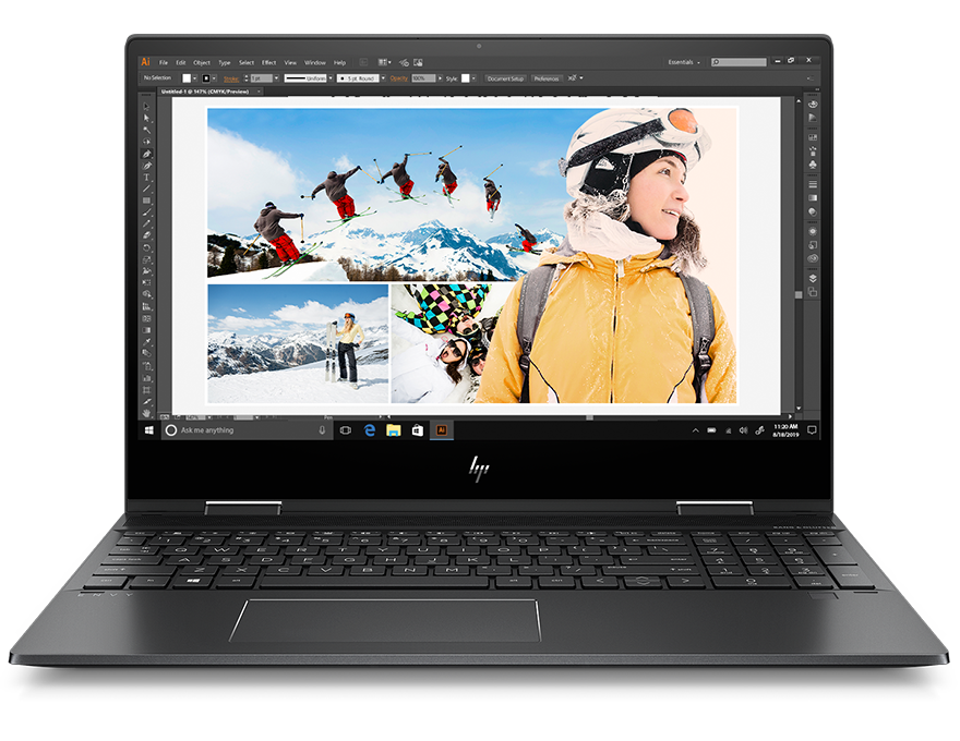 HP® ENVY x360 Laptops