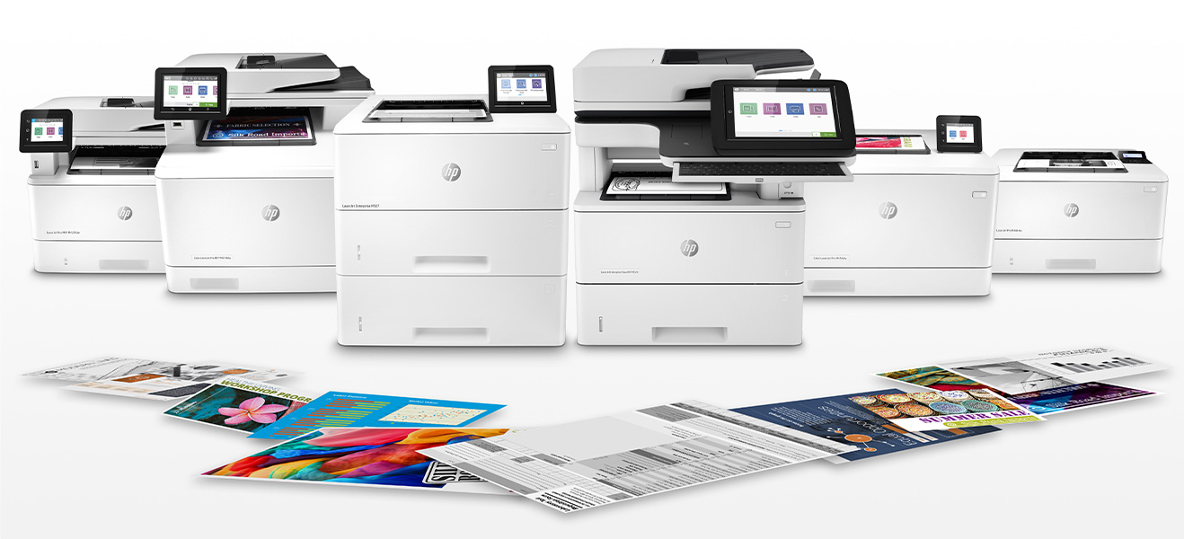 HP LaserJet Printers with HP JetIntelligence | HP® Official