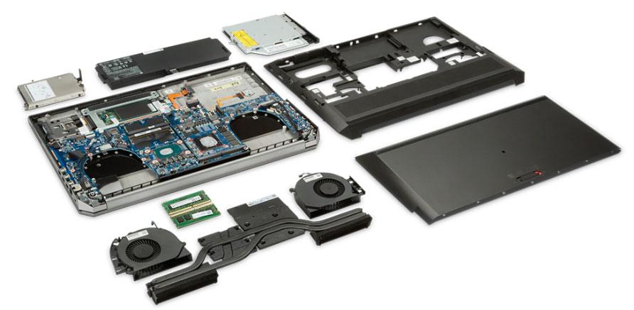 HP® ZBook 17 Mobile Workstation Laptop
